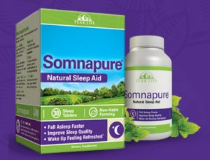 somnapure sleeping aid